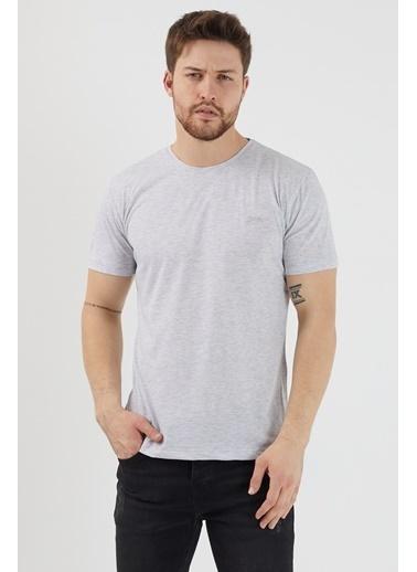 Slazenger Slazenger SANDER Erkek T-Shirt    Gri